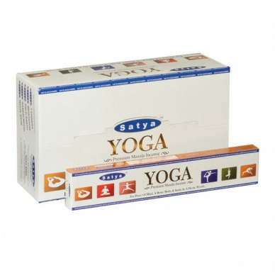 Satya Yoga smilkalai x 12
