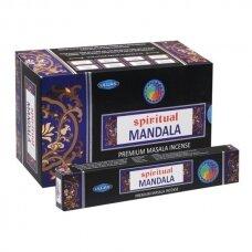 Spiritual mandala smilkalai x 12