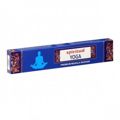 Spiritual Yoga smilkalai