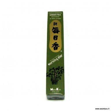 Žaliosios arbatos smilkalai